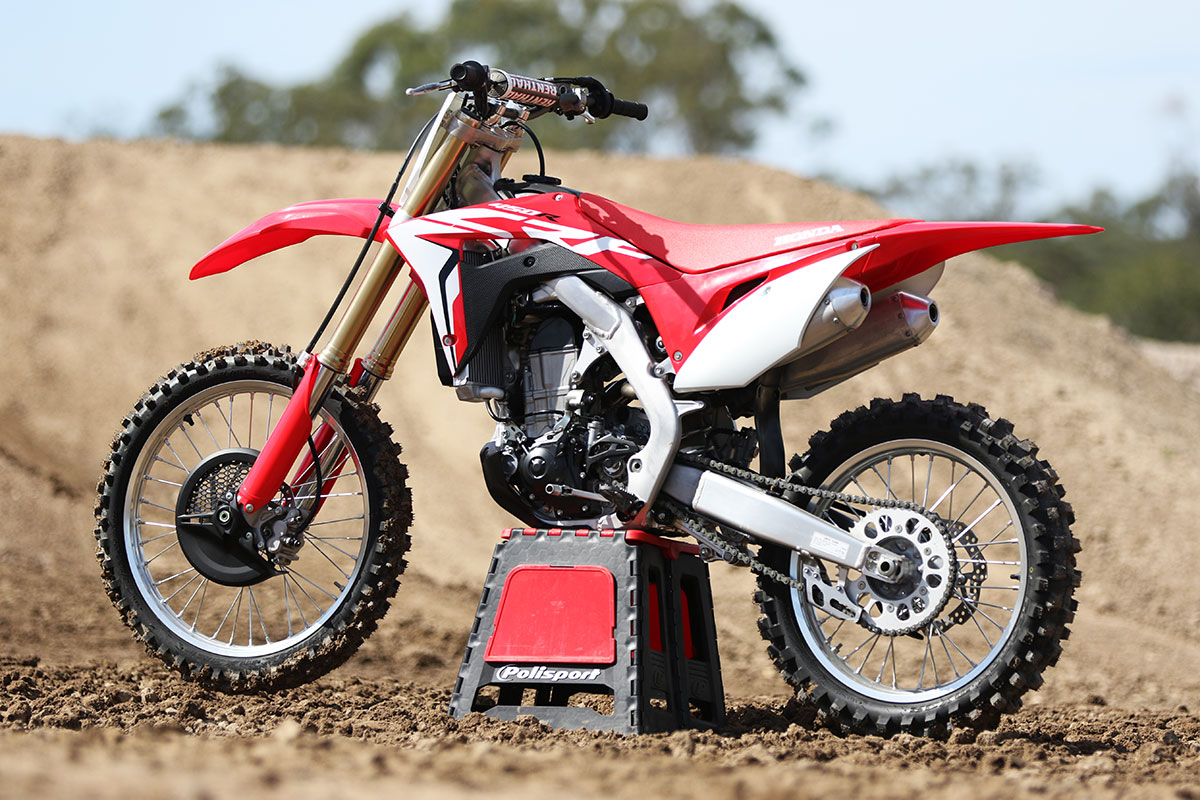 review 2017 honda crf450r