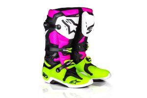 Product: 2017 Alpinestars Radiant LE Tech 10 boots
