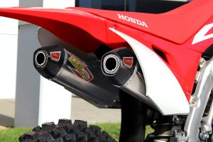 Product: 2017 Pro Circuit Honda CRF450R exhausts