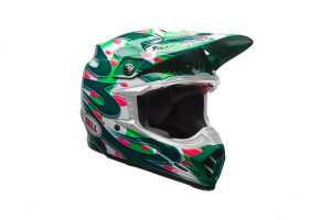 Product: 2017 Bell Moto-9 Flex helmet