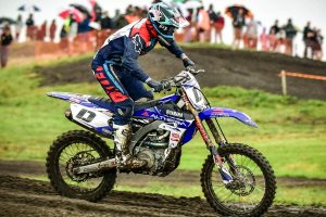 Ferris takes charge in NZ motocross title-chase