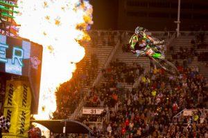 Tomac strikes again for ninth win in Salt Lake City