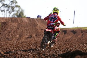 Viral: Crankt Protein Honda Racing - 2017 MX Nationals Rd2 Appin