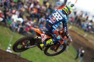 Cairoli extends MXGP championship lead in Germany