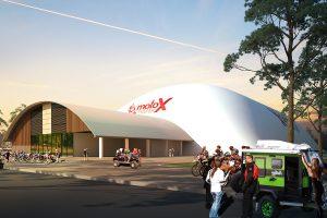 Sydney Indoor MotoX Park makes further steps in development