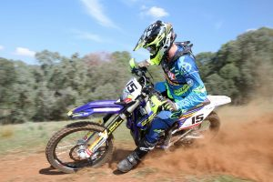 Sherco striving for success in Queensland