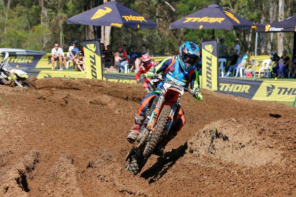 Livestream: 2017 MX Nationals Rd3 Conondale