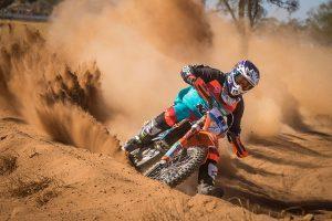 Cruel luck robs KTM's Walsh of Finke victory