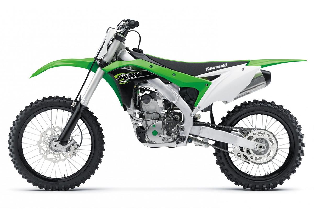Bike: 2018 Kawasaki KX250F - MotoOnline.com.au