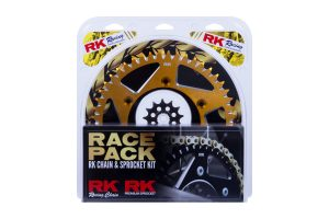Product: 2017 RK chain and sprocket kit