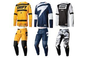 Product: 2018 Shift MX 3LACK Label gear set