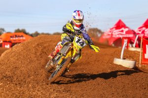 Peters records positive Shepparton performance for Wilson Coolair Motul Factory Suzuki