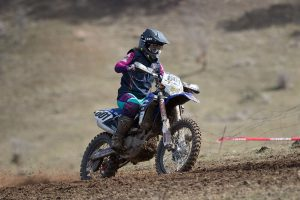 Wilson remains queen of AORC