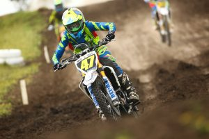 Finals continue while heats wrap up at Horsham's AJMX