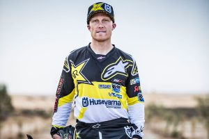 Short to make surprise rally transition with Husqvarna
