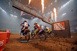 Yamaha continues support of AUS-X Open in Sydney
