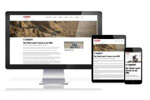 Yamaha Motor Australia unveils newly-designed website