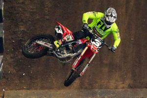 Blose 'all in' if full-time AUS Supercross opportunity arises