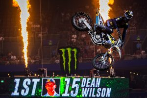 Dramatic Saturday AUS-X Open win for Wilson on debut in Sydney