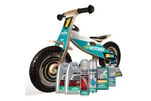 Motorex Australia launches 100 Years balance bike contest