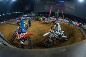French hero Musquin claims clean-sweep of Paris Supercross