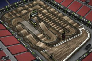 Countdown: Track maps of AMA Supercross 2018