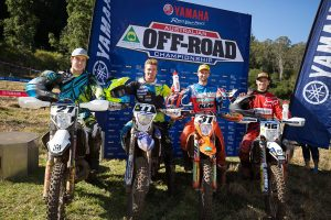 Yamaha AORC Junior Coaching Days with enduro pros to return in 2018