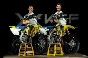 KSF Ecstar Suzuki Racing gains factory support for 2018