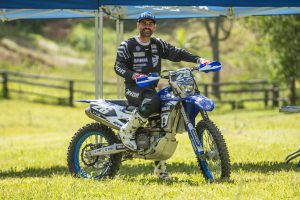 Luke Styke goes off-road with Active8 Yamaha