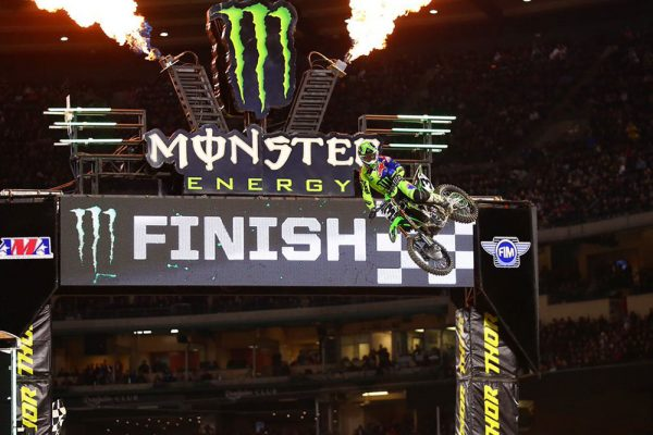Tomac returns to take first-ever Triple Crown round win at A2