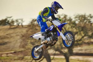 Wallpaper: 2018 Yamaha YZ65