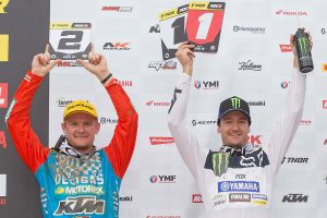 Ferris delivers with Dunlop at MX Nationals opener