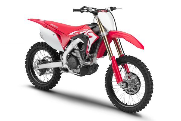 Revised 2019 Honda CRF450R and CRF250R revealed