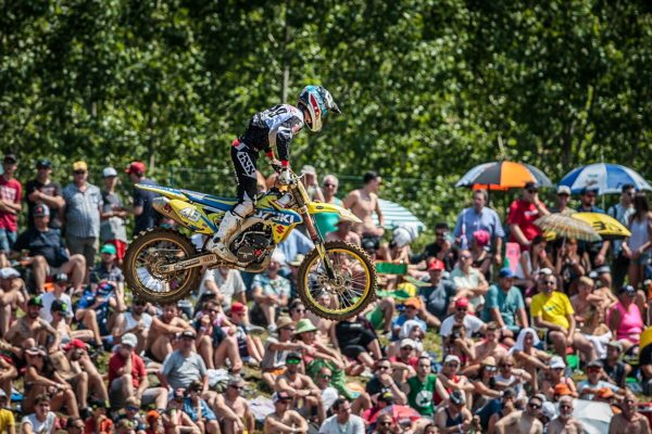 Moto victory rewards Lawrence with maiden EMX250 podium