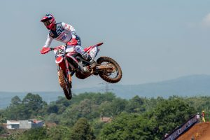 Illness hinders Waters in gruelling MXGP of Asia campaign