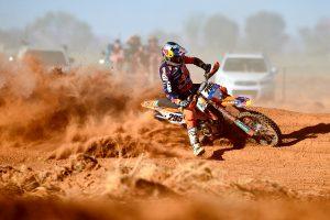 Viral: KTM Desert Racing Team 2018 Finke Desert Race recap
