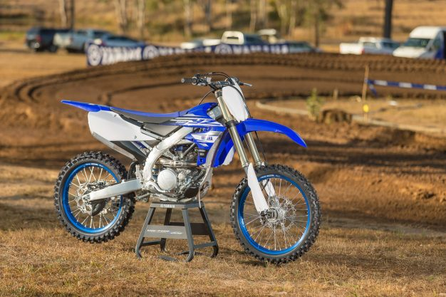 2019 yamaha yz250f review