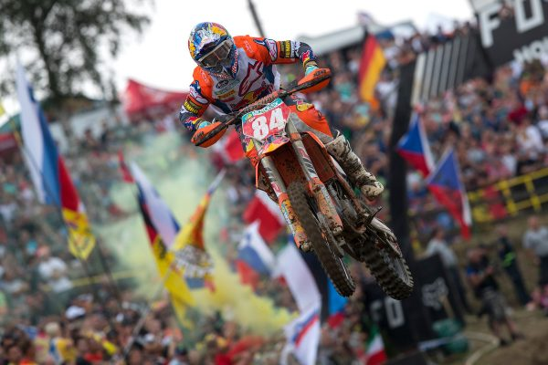 Perfect 1-1 scorecard at MXGP of Czech Republic for Herlings