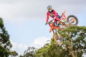 KTM Motocross Racing Team and Egan Mastin part ways