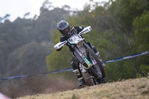 AORC class wins for Husqvarna team at Dungog