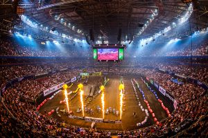 Supercross 'the next big thing' declares Supercars founder Cochrane