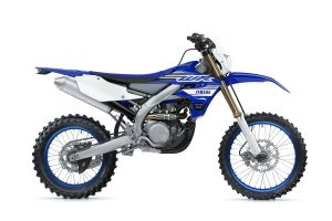 Bike: 2019 Yamaha WR450F