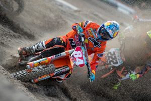 Herlings crowned MXGP champion with dominant Assen win