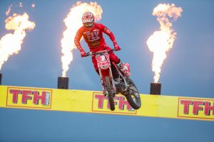 Penrite Honda celebrate another 1-2 finish at AUS SX