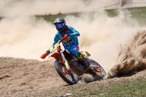 Milner, Sanders and Styke crowned AORC champions at Omeo