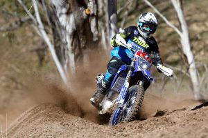 Styke's AORC career change rewarded with E1 crown