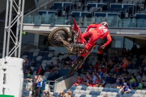 Home round for Metcalfe this weekend in Adelaide