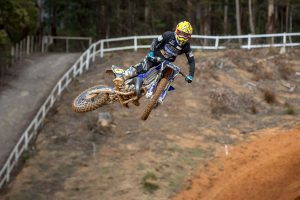 Larwood leads YJR charge at Junior Nationals