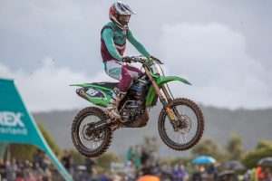 Tanti rebounds with AUS Supercross SX2 podium at Coolum