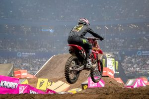 AUS-X Open SX2 win a career highlight for McAdoo